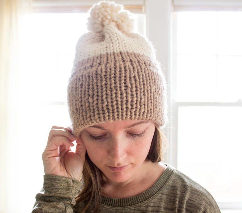 Knitted Beanie Patterns Custom Inspiration Ideas