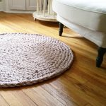 I used up all of my yarn! The rug isnthellip