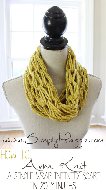 single warp scarf copy
