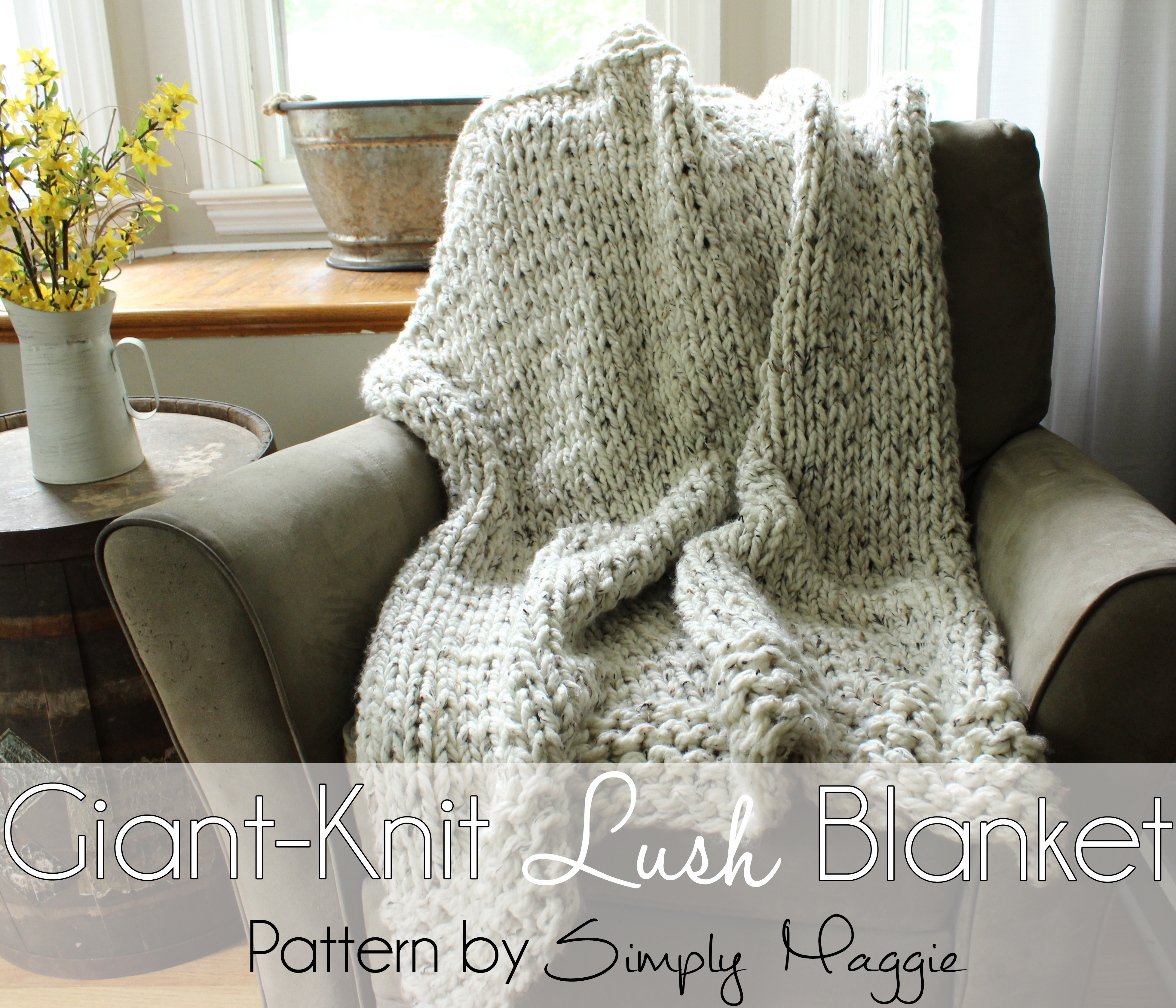 Lush knit blanket by simply maggie simplymaggie lush knit blanket pattern by simply maggie was last modified august 2nd 2017 by maggie bankloansurffo Gallery