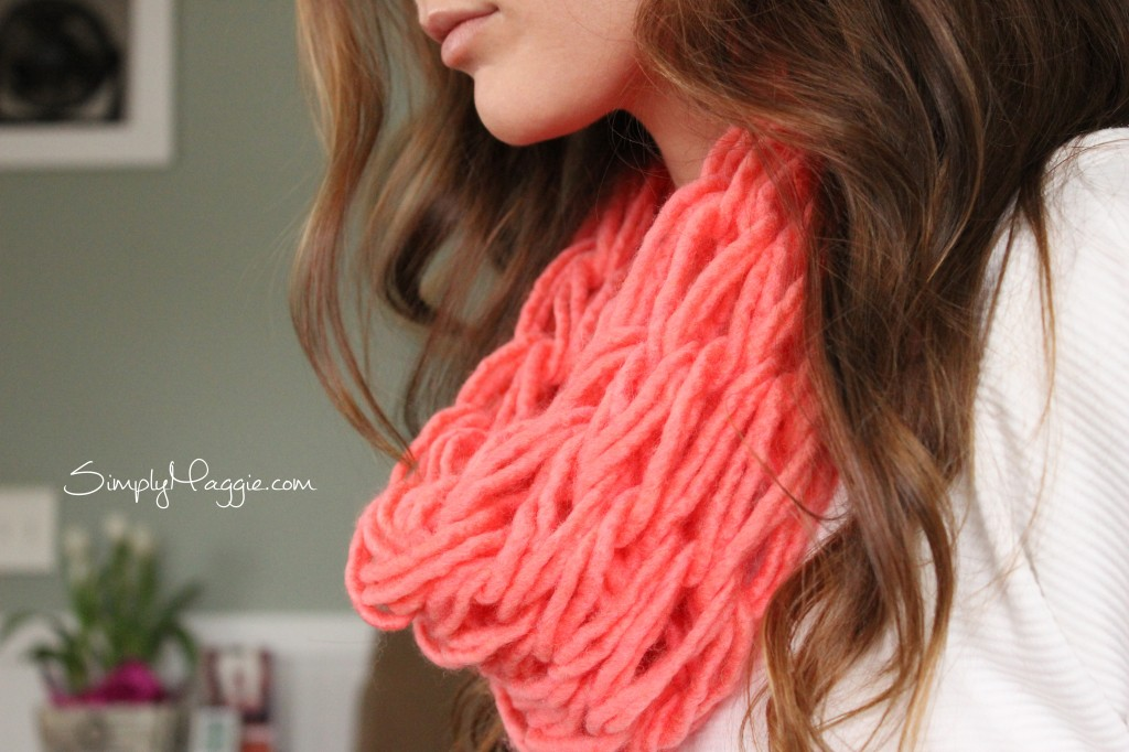 Single Wrap Scarf
