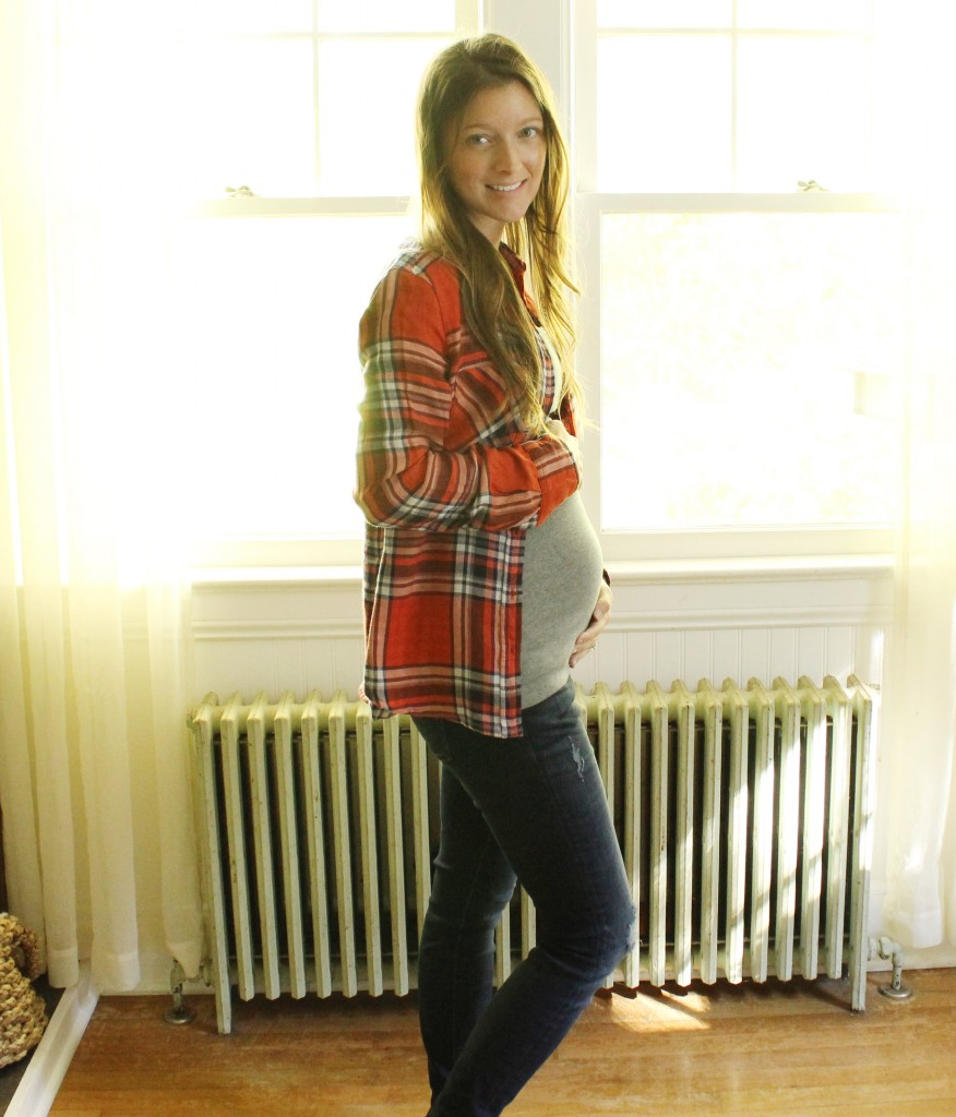 Fall Maternity Outfits