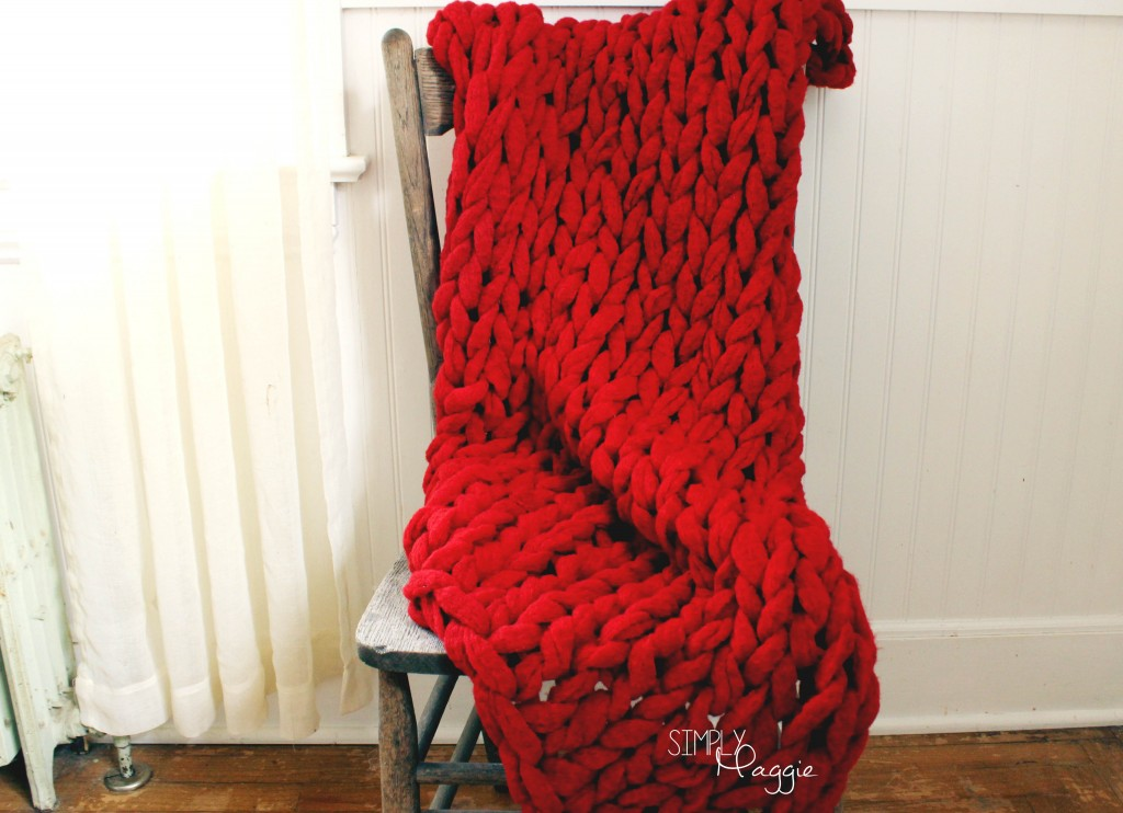 red blanket 2