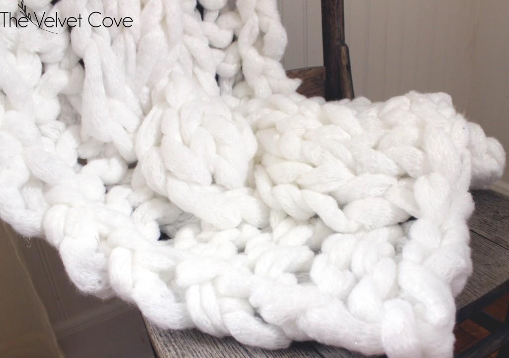 white blanket 2
