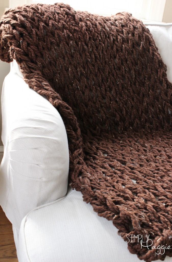 Brown Blanket