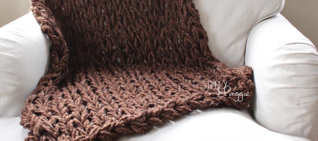 Brown Blanket SLider