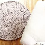 Make this cushiony rug using my video tutorial Simplymaggiecom handcrochethellip