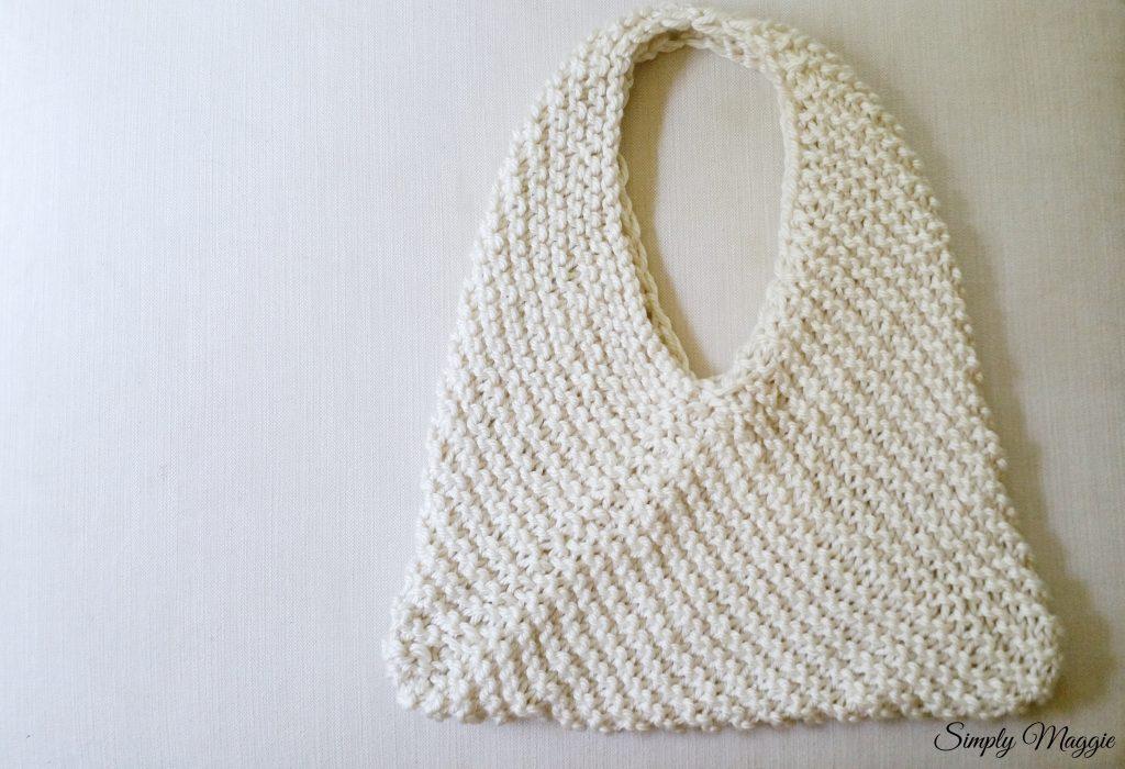 Knit bag 6