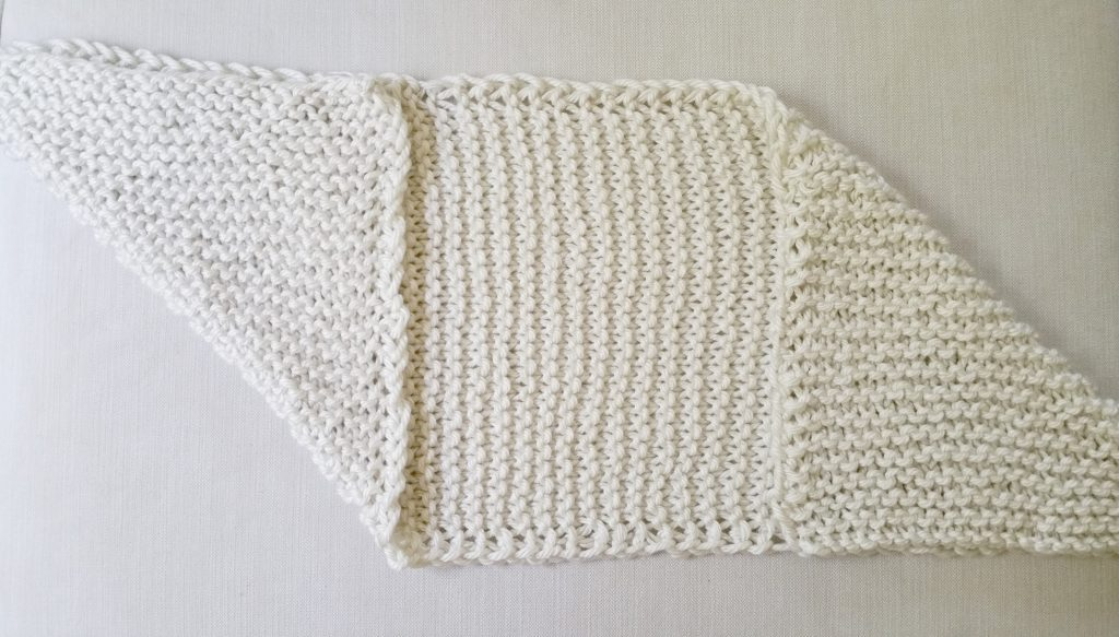 Large Knit Bag Pattern | SimplyMaggie.com