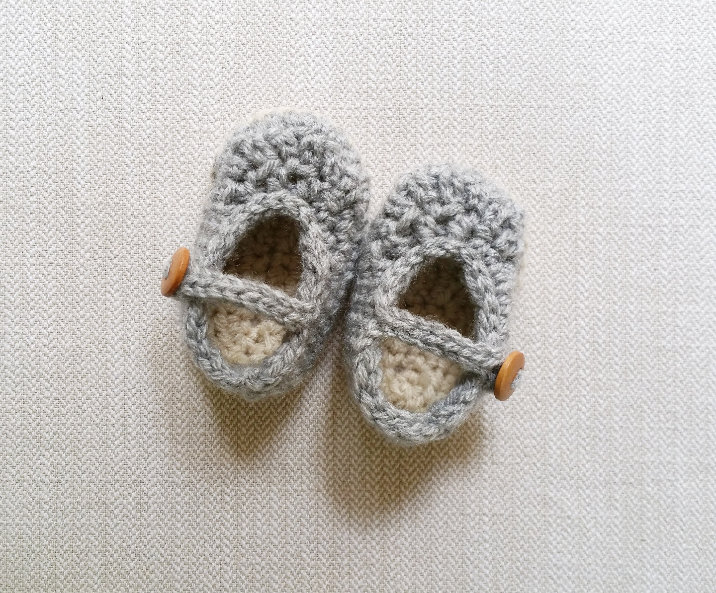 Crochet Mary Jane Baby Shoes Pattern Simplymaggie Com