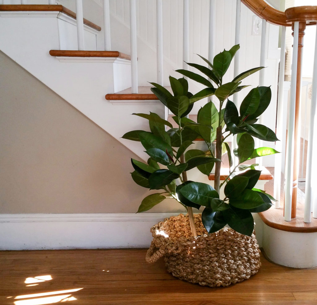 artificial plants for decorating | simplymaggie