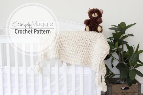 Listing photo toddler blanket
