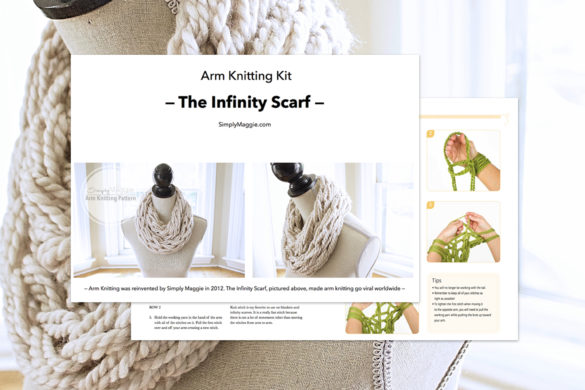 Arm Knitting Kit Infinity Scarf_edited-1