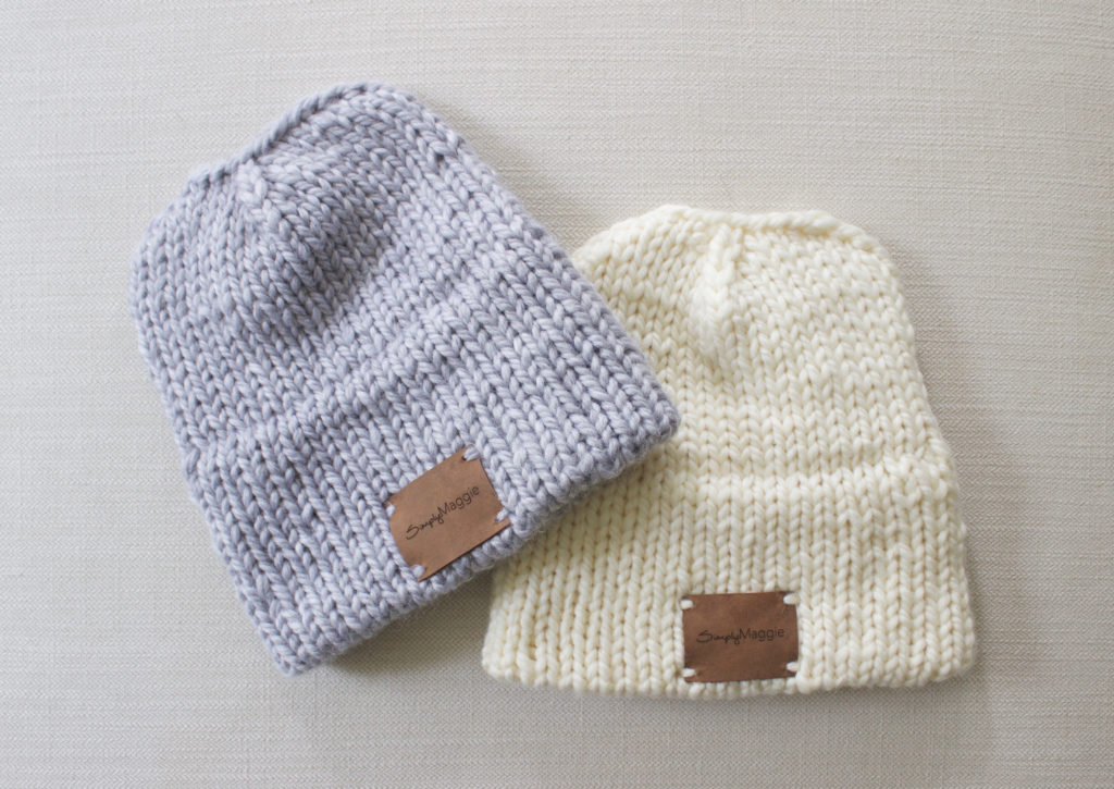 Messy bun hat 4